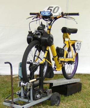 modification moteur solex